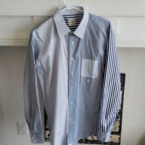 Wooster & Lardini Dress Shirt
